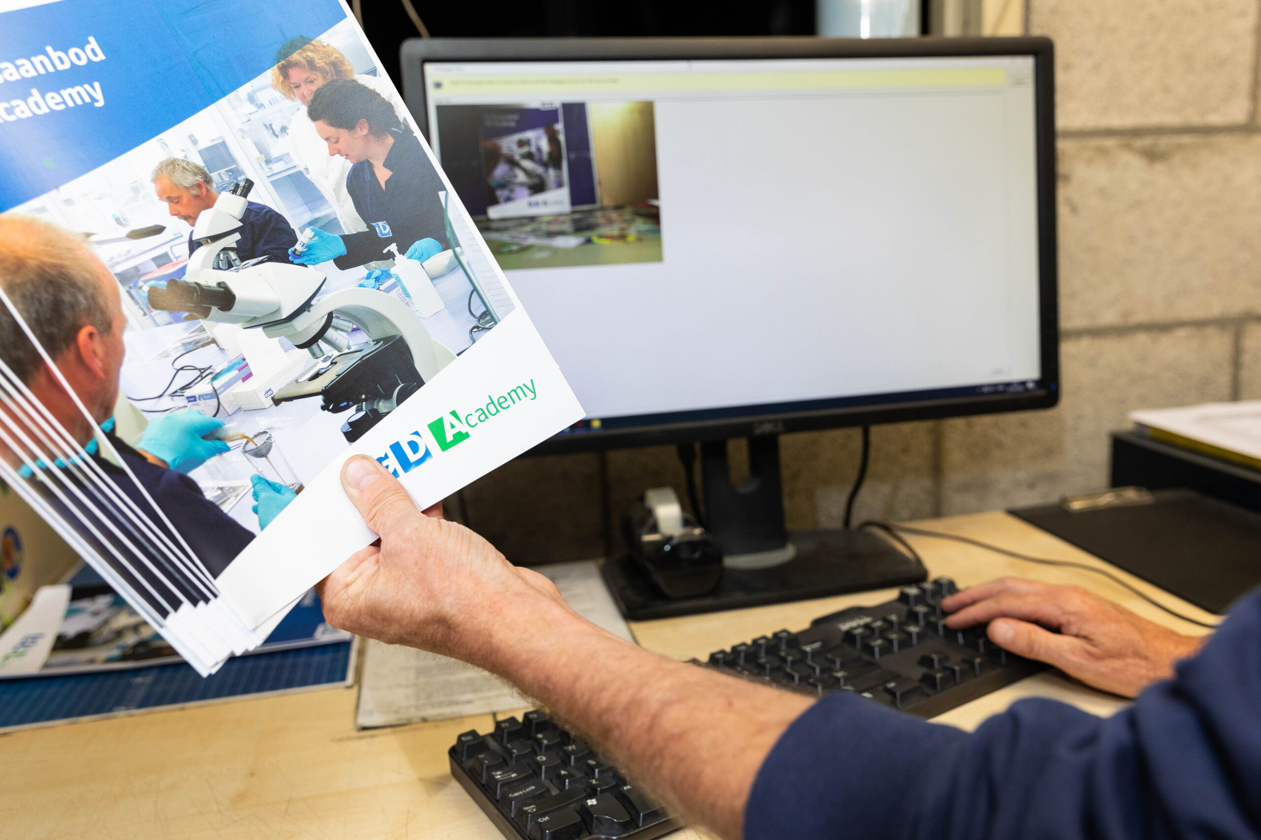 Brochures en catalogi